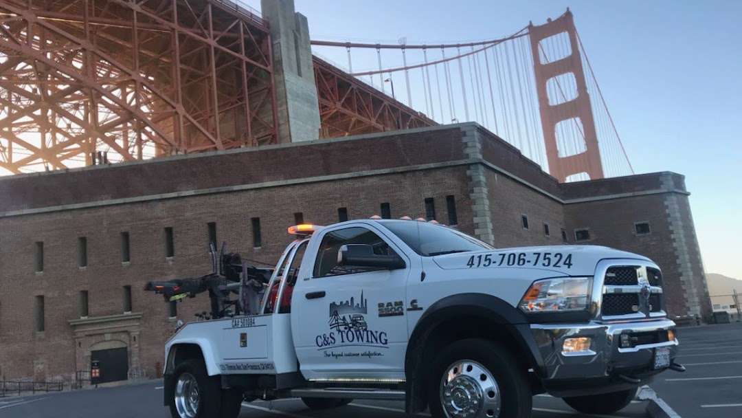 C And S Auto >> C S Towing And Auto Service Towing Service In San Francisco
