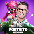 Fortnite Battle Royal Photo Editor { Stickers }