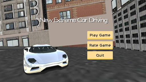 New Extreme Car Driving Game