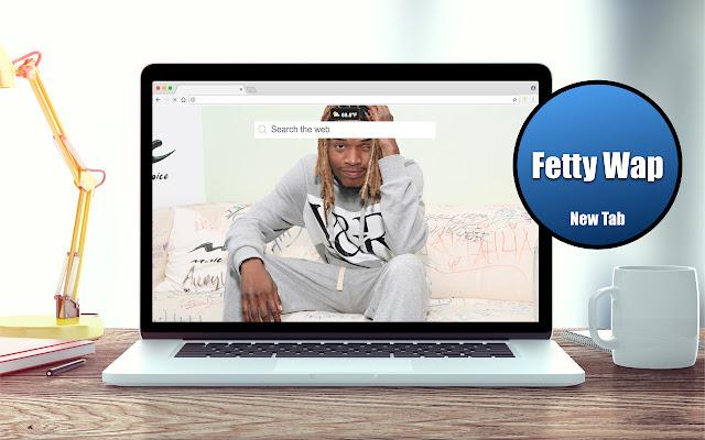 *NEW* HD Fetty Wap New Tab Theme