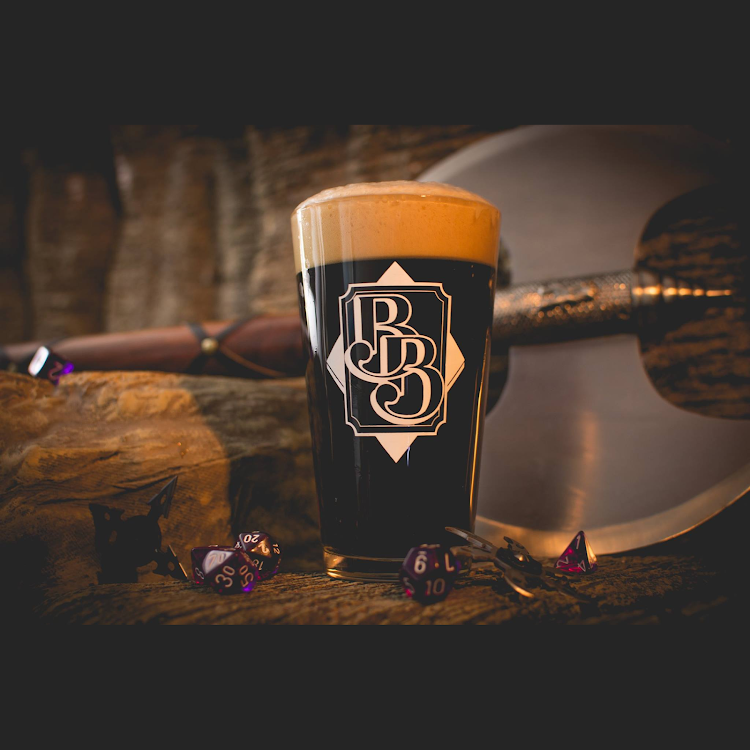 Logo of Boundary Bay Dark Darkness Porter