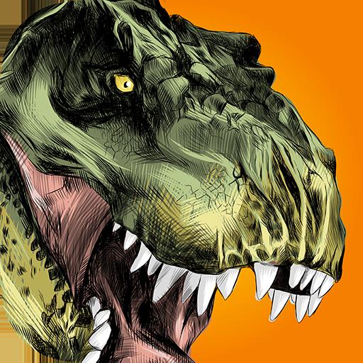 Смотри, Динозавры в Дикси!