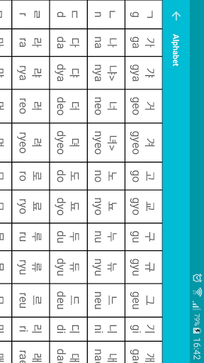 Learn Korean Free 6.1 Screenshots 2