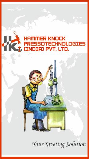 Hammer Knock Riveting Machine