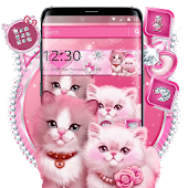 Pink Marriage Kitty Theme