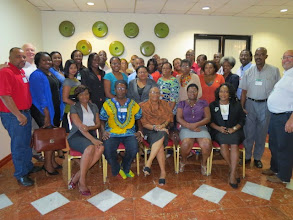 Photo: Participants at CPDC Policy Advocacy training workshop