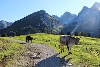 Photo: palon dei Mughi e Val di Sacco