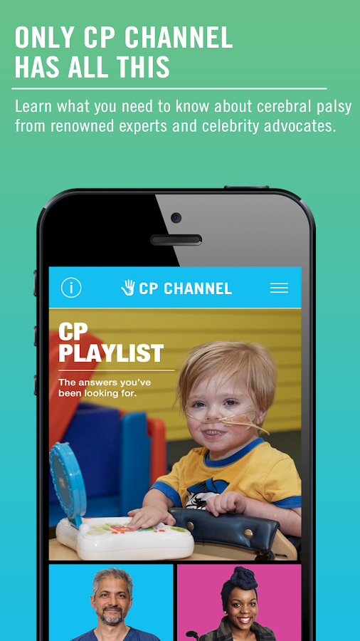 CP Channel- screenshot