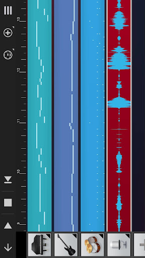 Walk Band - Multitracks Music 7.0.4 screenshots 5