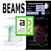 Beam calculator
