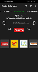 Radio Colombia: Emisoras en Vivo Gratis for PC-Windows 7,8,10 and Mac apk screenshot 10