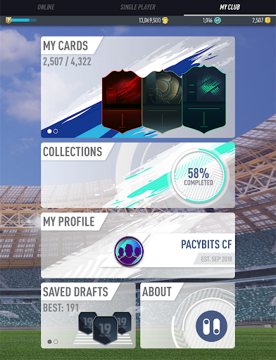 PACYBITS FUT 19 1.1.13 screenshots 17