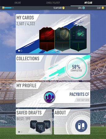 PACYBITS FUT 19 1.1.4 screenshot 2093814