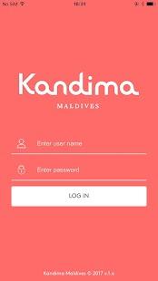 Kandima Staff - náhled