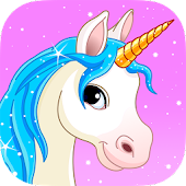 Pony & Unicorn Puzzle Game 2