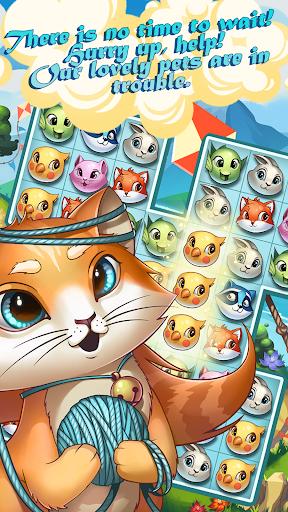 Lovely Pets PRO: Match 3  screenshots 1