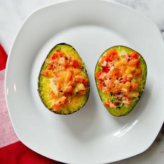 Baked Avocado.