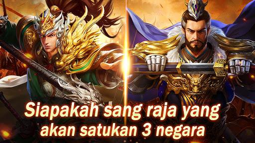 Three Kingdom Raid Bahasa  trampa 1