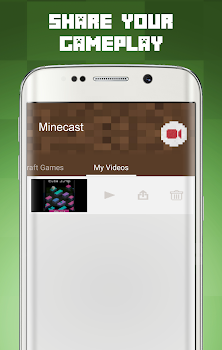 Minecast Screen Recorder