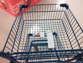 Photo: What else is going to go into this cart?