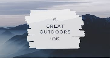 The Great Outdoors Guide - Facebook Event Cover Template