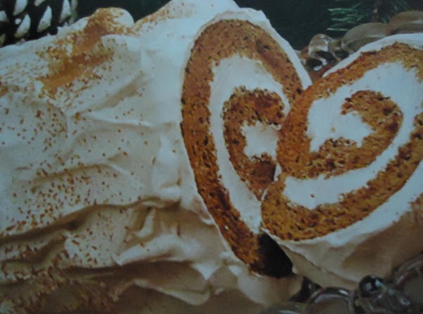 Awesome Gingerbread Cake Roll Recipe
