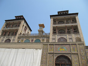 Photo: Day 138 - Shams ol-Emareh, in Golestan Palace Complex, Tehran