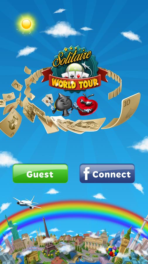 Solitaire World Tour