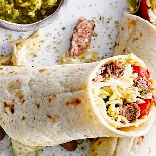 Low Fat Low Sodium Burrito Recipes.