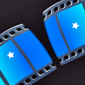 Video editor Movavi Clips icon