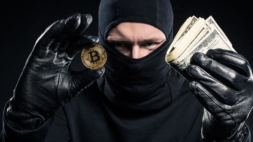 Initial coin offering exit scams, phony exchange hacks and Ponzi schemes victimised investors and crypto-currency users last year.