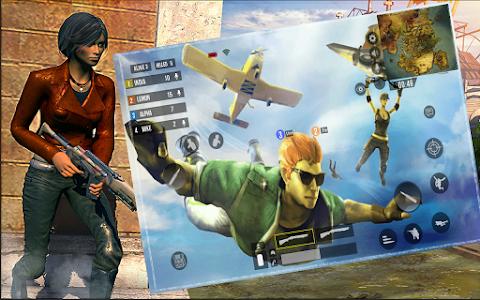 Firing Squad Free Fire : Survival Battlegrounds 3D 4.0