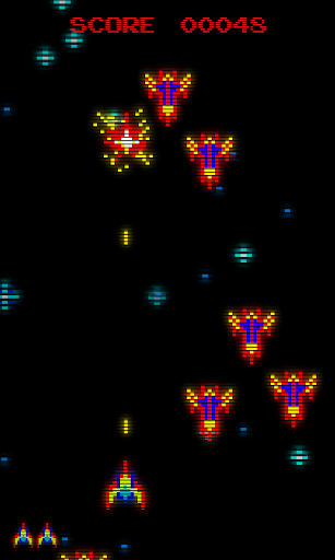 Retro Arcade Invaders - Space Shooter  screenshots 17