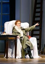 Photo: Wien/  Theater in der Josefstadt: AM ZIEL von Thomas Bernhard. Inszenierung Cesare Lievi. Premiere am 12.3.2015.   Andrea Jonasson. Foto: Barbara Zeininger.