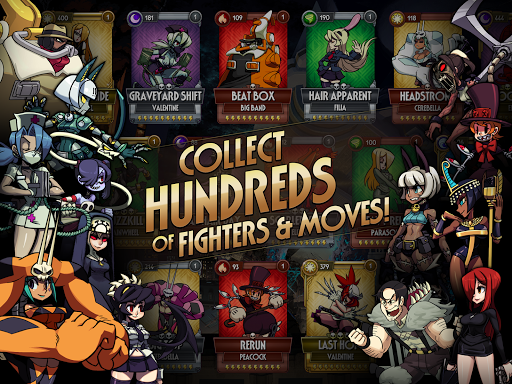 Skullgirls: Fighting RPG 4.3.0 screenshots 9