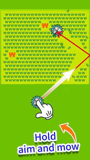 Grass Cutter - screenshot