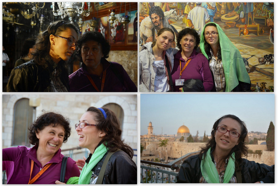 Отзав о гиде в Израиле Светлане Фиалковой