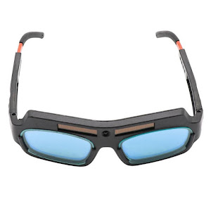 Ochelari protectie sudura cu ecran auto-intunecare