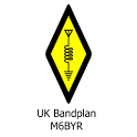 UK Band Plan - Amateur Radio icon