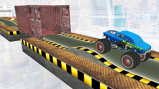 Monster Truck Racing New Game 2020 Racing Car Game screenshots 4