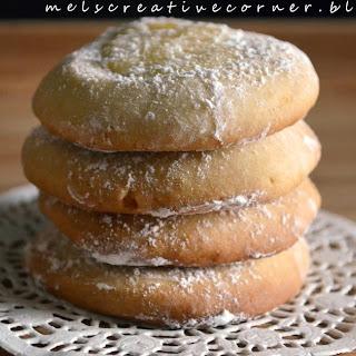 Lemon Curd Shortbread Cookies Recipe