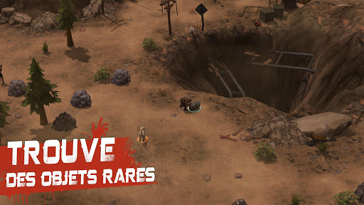 Zone Z  captures d'écran 2