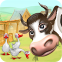 Farm Frenzy: Time management game icon
