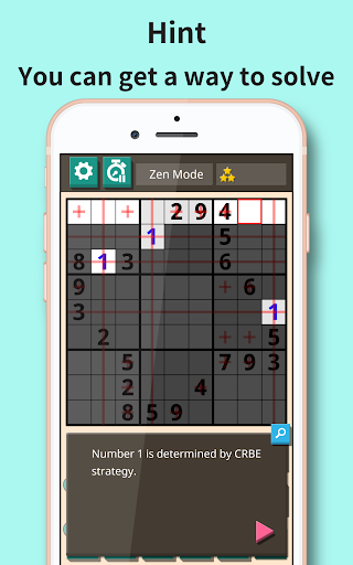Sudoku classic modavailable screenshots 9