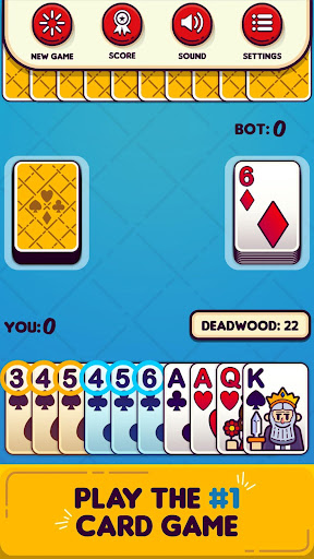 Download Gin Rummy Free! MOD APK 1