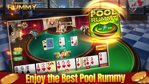 Indian Rummy Comfun-13 Card Rummy Game Online apkpoly screenshots 2