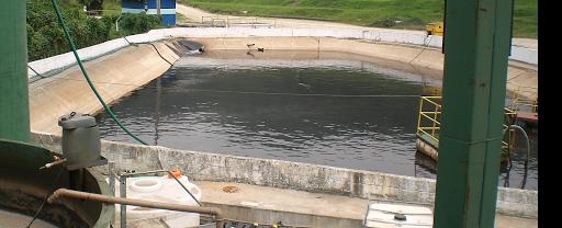 lagoa de lixiviado
