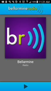 Bellarmine Radio- screenshot thumbnail