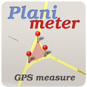 App Icon for Planimeter - GPS area measure | land survey on map App in United States Play Store