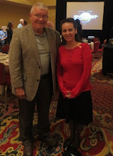 Photo: A more deliberate picture of me with Fred Haise of Apollo 13